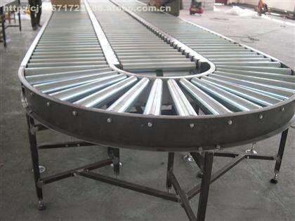 隧道炉配件_滚筒线传送带
